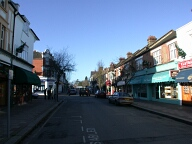 Shops, Claygate