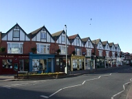 Shops, East Molesey