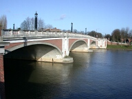 Hampton Bridge, East Molesey