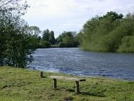 River Thames, Runnymede, Egham