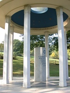 Magna Carta memorial, Runnymede, Egham