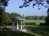 Magna Carta memorial, Runnymede, Egham