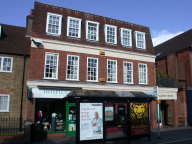 Shops, Bagshot