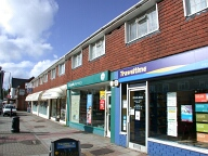 Shops, Frimley