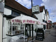 Cafe, Frimley
