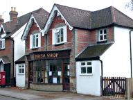 Parish shop, Pirbright