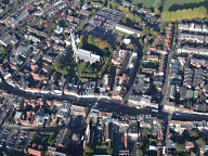 Dorking aerial photograph