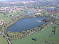 Aerial photograph of Lake