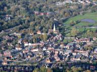 Godalming aerial photograph