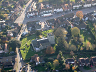 Aerial photograph of Bletchingley