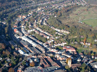 Aerial photograph of Caterham