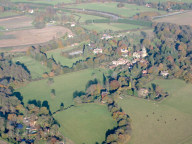 Aerial photograph of View north of Lingfield
