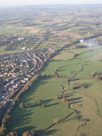 Aerial photograph of Lingfield