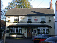 George and Dragon pub, Thames Ditton