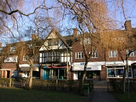 Shops, Hinchley Wood