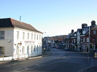 Town centre, Ashtead