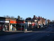 Shops, Ashtead