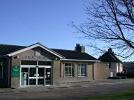 Library, Tattenham Corner
