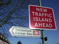 Signs, Tattenham Corner