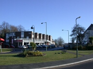 Centre, Tattenham Corner