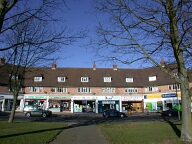 Shops, Tattenham Corner