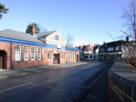 Train station, Tadworth