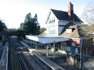 Train station, Kingswood