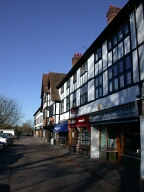 Shops, East Horsley