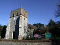 St Martin's Church, East Horsley