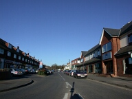 Ash Vale - population: 7,326