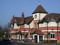 The Blue Anchor hotel, Byfleet
