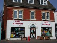 Shop, Knaphill
