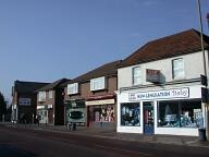 Shops, Knaphill