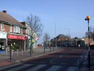 Town centre, Knaphill