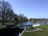 Coxes lock, Addlestone