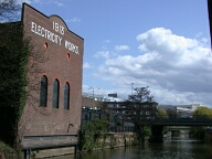 Former electricity works, Guildford
