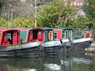 Narrowboats, Guildford