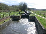 Catteshall Lock, Farncombe