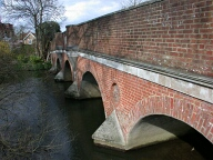 Town bridge, Godalming