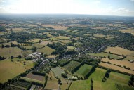 Aerial photograph of South Nutfield