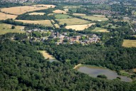 Aerial photograph of View near Ashtead