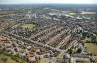 Aerial photograph of Feltham