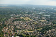 Aerial photograph of Frimley Green