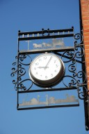Clock, Leatherhead