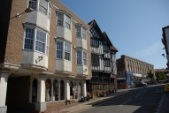 Shops, Leatherhead