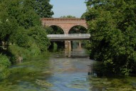 Bridges over River Mole, Leatherhead