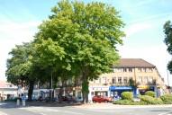 Town centre, Cobham