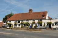 The Old Bear pub, Cobham
