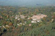 Aerial photograph of Hindhead