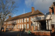 Town Hall, Epsom
